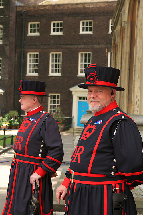 Tower Of London - Beefeaters - London