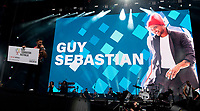 Guy Sabastan at Fire Fight Australia at the  ANZ Stadium Sydney Australa 16 Feb 2020 Photo BY Rhiannon Hopley