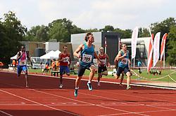 Nick Ekelund Arenander. Danmarksmesterskaber i atletik, Odense, 3. august 2014.