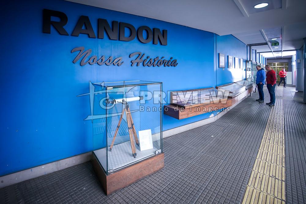 Memorial Randon. FOTO: Jefferson Bernardes/ Agência Preview