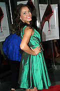 Susie Castillo posing before entering the 'The Devil Wears Prada' premiere at the AMC LOEWS in Lincoln Square, New York, USA, on Monday, June 20, 2006. **ITALY OUT**