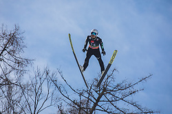 Daiki Ito (JPN) during the 1st round of the Ski Flying Hill Individual Competition at Day 2 of FIS Ski Jumping World Cup Final 2019, on March 22, 2019 in Planica, Slovenia. Photo Peter Podobnik / Sportida