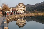 villages of YI XIAN County CN721A
