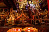 Sera Monastery, near Lhasa, TIbet (Xizang), China.