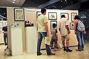 Israel, Haifa, The 16th International Cartoon Contest September 2010