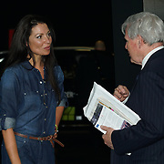 London,England,UK : 5th April 2016 : Torie Cambell persenter for Men & Motors TV at the opening the London Motor Show 2016 ,held in Battersea Evolution,in the heart of London Battersea Park. Photo by See Li