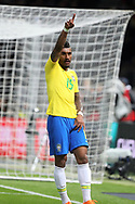 Paulinho (Brazil) during the International Friendly Game football match between Germany and Brazil on march 27, 2018 at Olympic stadium in Berlin, Germany - Photo Laurent Lairys / ProSportsImages / DPPI