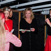 NLD/Amsterdam/20121129- Uitreiking Red's Hot Women Awards 2012, Winnares in de categorie Ondernemen Geesje Mosies