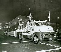 1956 Santa Clause Lane Parade
