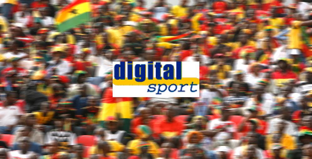 Photo: Steve Bond/Richard Lane Photography.<br />Ghana v Guinea. Africa Cup of Nations. 20/01/2008. The colour of Ghana fans
