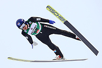Kombinert<br /> FIS World Cup<br /> November 2017<br /> Foto: Gepa/Digitalsport<br /> NORWAY ONLY<br /> <br /> KUUSAMO,FINLAND,26.NOV.17 - NORDIC SKIING, NORDIC COMBINED, SKI JUMPING - FIS World Cup, Ruka Nordic Opening, large hill. Image shows Jørgen Graabak (NOR). Photo: GEPA pictures/ Matic Klansek