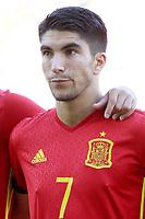 Spain's Carlos Soler during international sub 21 friendly match. September 1,2017.(ALTERPHOTOS/Acero)