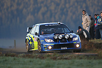 Motor<br /> WRC Rally 2007<br /> Foto: Dppi/Digitalsport<br /> NORWAY ONLY<br /> <br /> MOTORSPORT - WRC 2007 - MONTE CARLO RALLY - VALENCE (FRA) 18/01 TO 21/01/2007<br /> <br /> PETTER SOLBERG (NOR) - PHILIP MILLS / SUBARU IMPREZA WRC - ACTION