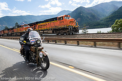 Iron Horses along the Columbia, WA. 2018<br /> <br /> Limited Edition Print from an edition of 20. Photo ©2018 Michael Lichter.