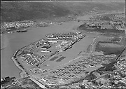 """Ackroyd 00591-1. """"Swan Island aerials. March 10, 1948"""""""