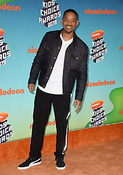Will Smith attends Nickelodeon's 2019 Kids' Choice Awards at Galen Center on March 23, 2019 in Los Angeles, CA, USA. Photo by Lionel Hahn/ABACAPRESS.COM