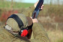 Game shooting South West England