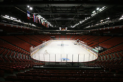 Metro Centre  in Halifax is Ice-Hockey Arena of IIHF World Championship 2008,  on May 01, 2008, Halifax, Canada.  (Photo by Vid Ponikvar / Sportal Images)