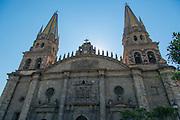 The Cathedral of Guadalajara, Guadalajara, Jalisco, Mexico