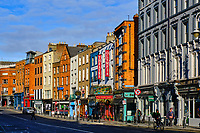 République d'Irlande, Dublin, Dame street // Republic of Ireland, Dublin, Dame street