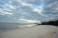 The Gulf Beaches of the Everglades are still mostly in pristine condition.  This is from Cape Romano near Marco Island, FL