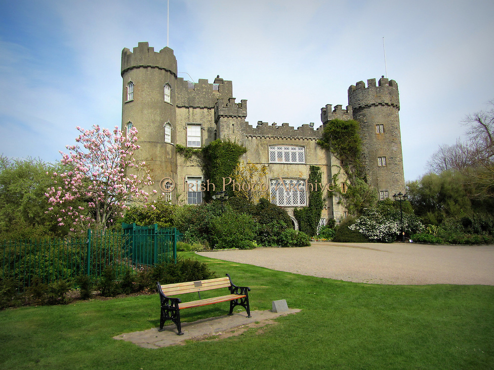 Malahide Castle, Malahide, Co. Dublin – built 1185, enlarged 1470