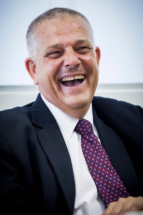 Belo Horizonte_MG, Brasil.<br /> <br /> Andrew Pickford, novo presidente para a America do Sul da Ausenco. <br /> <br /> Andrew Pickford, new president of Ausenco in South America .<br /> <br /> Foto: ALEXANDRE MOTA / NITRO
