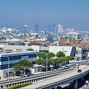 Santa Monica Freeway 10. Los Angeles, CA. United States