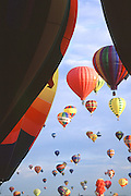 Balloon Fiesta mass ascensions