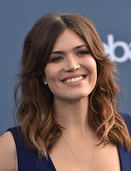 Stars attend the 22nd Annual Critics Choice Awards in Santa Monica, California. 11 Dec 2016 Pictured: Mandy Moore. Photo credit: Bauer Griffin / MEGA TheMegaAgency.com +1 888 505 6342