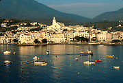 SPAIN, COSTA BRAVA Cadaques; resort and home of Dali