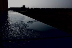 Paesaggio dopo la pioggia