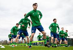 2021-03-23 Ireland U21 Training