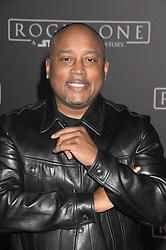 December 10, 2016 - Los Angeles, California, United States - December 10th 2016 - Los Angeles California USA - Business Entrepreneur  DAYMOND JOHN  at the World Premiere for ''Rogue One Star Wars'' held at the Pantages Theater, Hollywood, Los Angeles  CA (Credit Image: © Paul Fenton via ZUMA Wire)