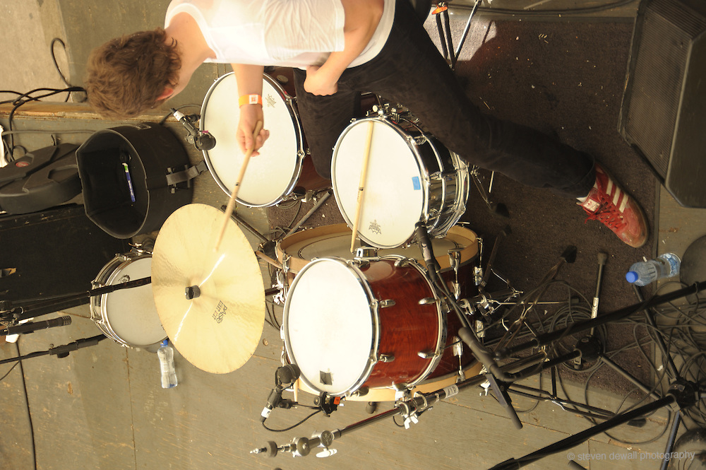 Wavves performs Mohawks Rhapsody party  @ the SXSW Music Festival, Austin, Texas