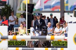 Peeters Leonie, BEL, Comme One Z<br /> Grand Prix Henders & Hazel <br /> CSI2* Knokke 2019<br /> © Hippo Foto - Dirk Caremans<br /> Peeters Leonie, BEL, Comme One Z