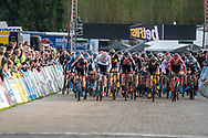 2019-11-03: Cycling: Superprestige: Ruddervoorde: Start of the elite race