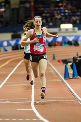 NSAF 2014 New Balance Nationals Indoor, Stephanie Jenks, Girls Mile