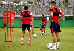 Bobby Reid of Bristol City trains - Mandatory by-line: Matt McNulty/JMP - 21/07/2017 - FOOTBALL - Tenerife Top Training Centre - Costa Adeje, Tenerife - Pre-Season Training