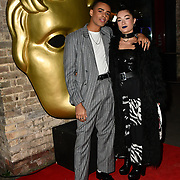 Layton Williams arrivers at the BAFTA Children's Awards 2018 at Roundhouse on 25 November 2018, London, UK.
