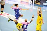 DESCRIZIONE : Handball Tournoi de Cesson Homme<br /> GIOCATORE : BRIFFE Benjamin<br /> SQUADRA : Cesson<br /> EVENTO : Tournoi de cesson<br /> GARA : Cesson Tremblaye<br /> DATA : 06 09 2012<br /> CATEGORIA : Handball Homme<br /> SPORT : Handball<br /> AUTORE : JF Molliere <br /> Galleria : France Hand 2012-2013 Action<br /> Fotonotizia : Tournoi de Cesson Homme<br /> Predefinita :