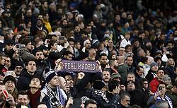December 6, 2017 - Madrid, Spain - Real Madrid fans seen during the UEFA Champions League group H match between Real Madrid and Borussia Dortmund at Santiago Bernabéu. (Credit Image: © Manu_reino/SOPA via ZUMA Wire)