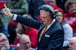 NORMAL, IL - February 22: Jack R. Watkins during a college basketball game between the ISU Redbirds and the Drake Bulldogs on February 22 2020 at Redbird Arena in Normal, IL. (Photo by Alan Look)