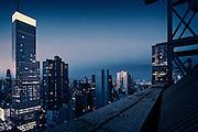 The Blue Hour - New York City, U.S.A.