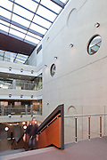 The Forum Southend. ADP Architects. Library. Southend on Sea. University of Essex. Southend on Sea College. Atrium. Focal point gallery.