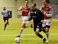 Løv-Ham - Bryne 1-0 , 18. mars 2008 , Vestlandshallen i Bergen , Foto: Astrid M. Nordhaug....................... Espen Minde , Løv-Ham