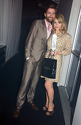 DAVID TENNANT and BILLIE PIPER at the 2006 Glamour Women of the Year Awards 2006 held in Berkeley Square Gardens, London W1 on 6th June 2006.<br /><br />NON EXCLUSIVE - WORLD RIGHTS
