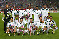 Saudi Arabia Team Group Line-up , lagbilde<br /> AUGUST 17, 2005 - Football : <br /> 2006 FIFA World Cup Asian Qualifiers, Group A,  <br /> between Korea 0-1 Saudi Arabia <br /> at Seoul World Cup Stadium, Soul, Korea. <br /> (Photo by AFLO/Digitalsport<br /> Norway only