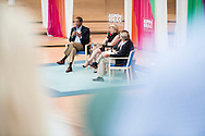 The Afternoon of Conversation session during the 2016 Aspen Ideas Festival in Aspen, CO. ©Brett Wilhelm