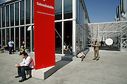 Milan, Rho, salone del mobile fair.